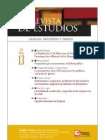 Revista de Estudios, nº 13, marzo 2010