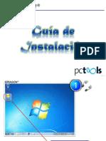 Guia de Instalacion PCTOOLS