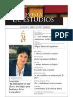 Revista de Estudios, nº 24, febrero 2011