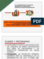 Planes y Programas(1)