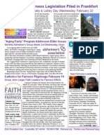 Fairness Campaign Jan/Feb 2012 Newsletter