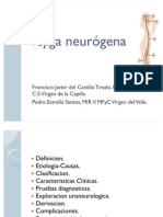 Vejiga neurógena (V texto)