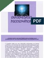 ENFERMEDADES PASICOSOMATICAS
