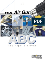 Hot Air Gun Tips