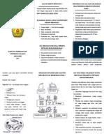 Leaflet Demam Berdarah Pencegahan Dan Penanggulangannya
