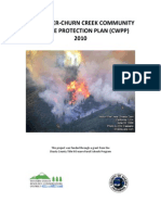 Stillwater-Churn Creek Community Wildfire Protection Plan