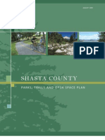 Shasta County Parks, Trails and Open Space Plan