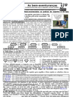 07 Jul 2011 1s 03-07-2011 Serie as Bem Aventurancas(Ministerio)