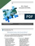 Maravedis Mobile Cloud Study Highlights
