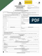 FormaRUinscripcion SAT
