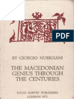 The Macedonian Genius Through the Centuries