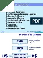 AULA - MERCADO DE CÂMBIO