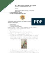 PREVENCIÓN Y SEGURIDAD CONTRA INCENDIO1
