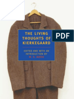 Auden - The Living Thoughts of Kierkegaard