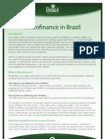 Micro Finance in Brazil