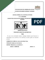 Propuesta Didactica Matematikas Luciano