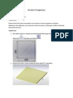 SolidWorks-StrukturPengelasan