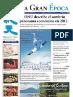 La Gran Epoca de Republica Dominicana, en su edición de Febrero