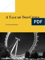 A Tale of Two Cities - C. Dickens