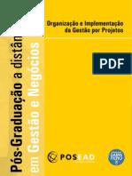01 - Organização e Implementação da Gestão de Projetos