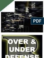 Over Under Defense 2011
