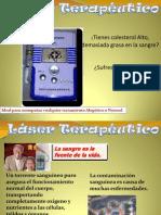 Presentación Láser Terapéutico