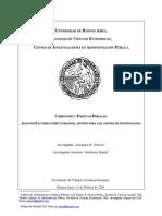 Corrupcion y Politicas Publicas 01 CIAP Estevez