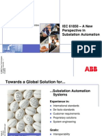 IEC61850 - A New Perspective in SA 04-04-01