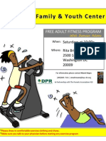 Saturday Workout Flyer-1