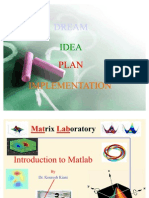 Matlab Lectures 1