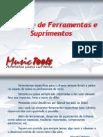 Catálogo Musictools