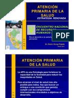 Atencion Primaria [Modo de ad