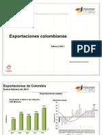 Tabla Soporte Exportaciones Importaciones Febrero 2011 (1)