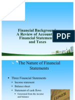 Financial Background MY PPT @ BEC DOMS
