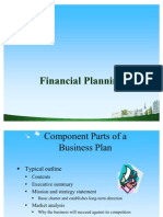 Financial Planning MY PPT @ BEC DOM S