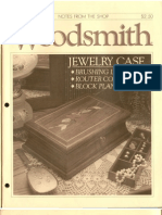 Woodsmith 46 - Aug 1986 - Jewelry Case
