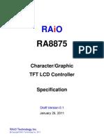 RA8875