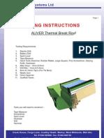 Mono Pitch Installation Guide Type B
