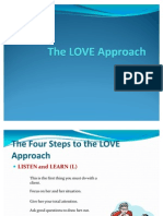 Talk 3 -The LOVE Approach - Mrs. N. David