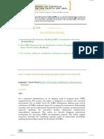 Newsletter Observatory n.31