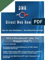 DWR Presentation