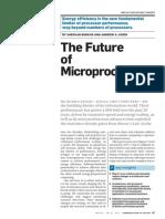 Future of Microprocessors