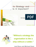 What is Strategy and-Why is It Important