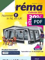 Dorema Brochure 2012