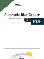 Salton 7-Cup Rice Cooker RA7ST