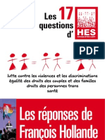 Questions HES Reponses FH 2012