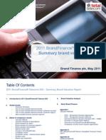 Brand Finance Telecoms 500 Generic Snapshot 2