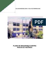 PLANO DE SEGURANÇA INCENDIO