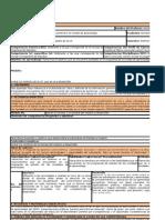 Planeacion por secuencias didácticas (formato)