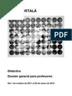Dossier Docentes Lluís Hortalà